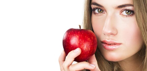 しみ・シワ対策のサポート!? リンゴ幹細胞パワー!