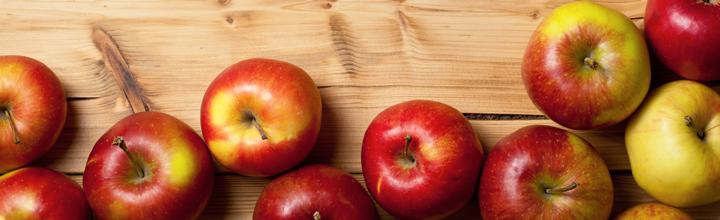 りんごは食べるだけじゃない、香りにも注目度UP